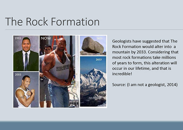 I'm Presenting On The Pre-Excavation Geology Of The Bingham District. My Powerpoint Is Coming Out Nicely