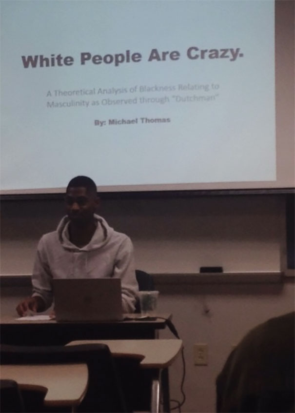 Presentations In Class Be Like