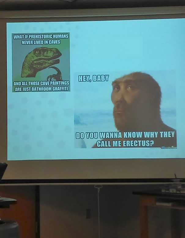 Someone In My Anthropology Class Did Their Final Presentation On Memes