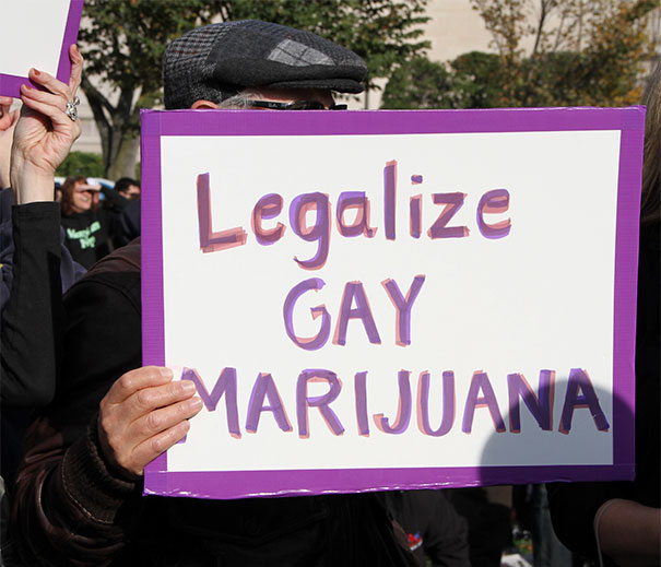 Gay Marijuana