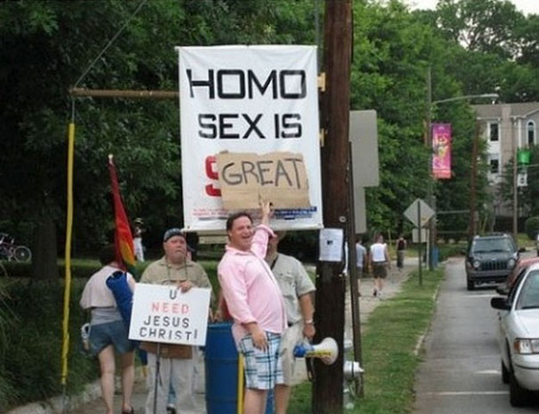 Homo Sex Is...