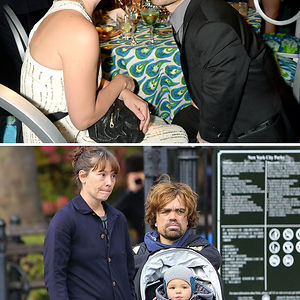 Peter Dinklage (Tyrion Lannister) And His Wife, Actress Erica Schmidt