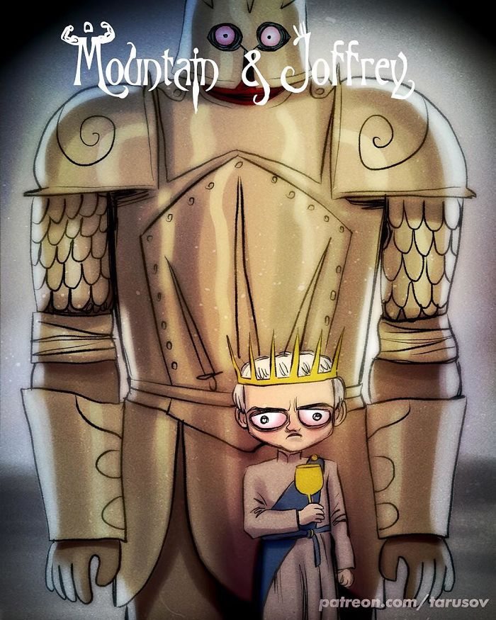 The Mountain & Joffrey