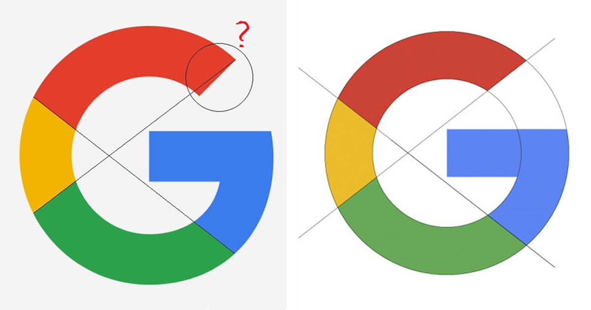 People Are Posting Googles Design Mistakes But There Is A Good Reason Behind Them