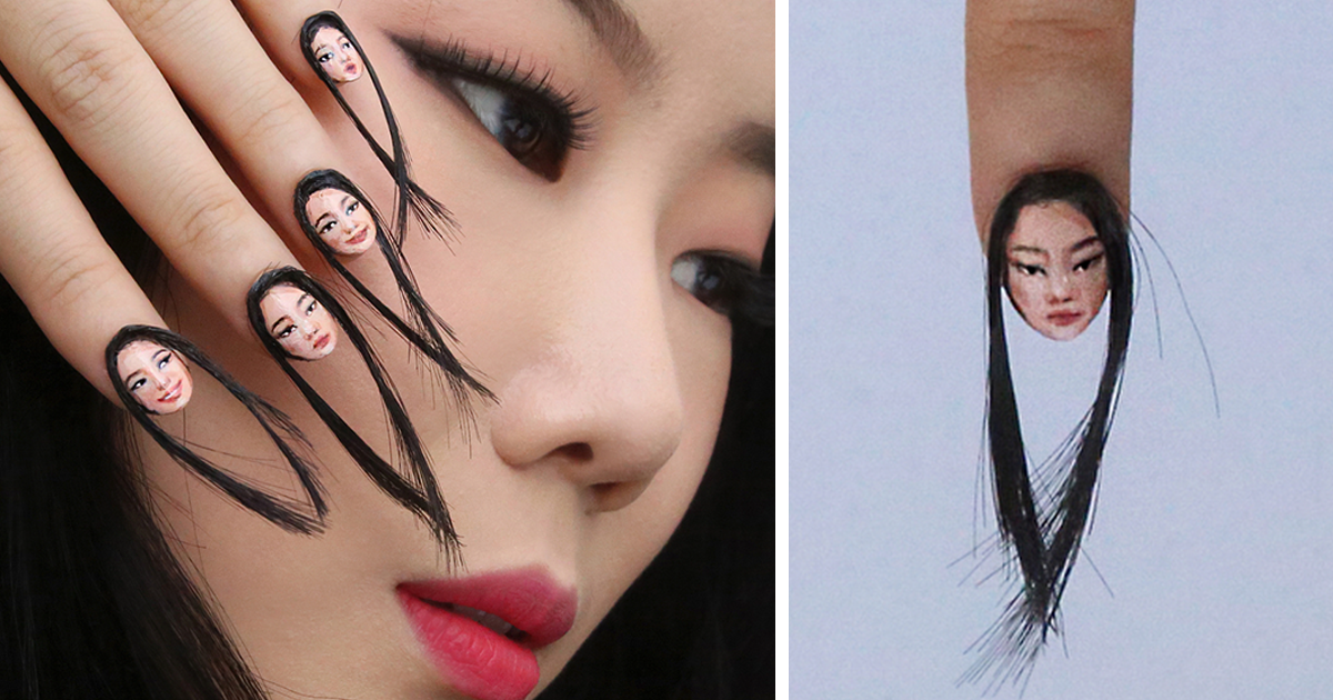 Hairy Selfie Nails Exist Now, And It\'s As Terrible As It Sounds ...