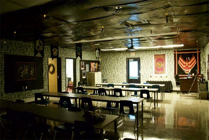 University Of Magic Escape Room