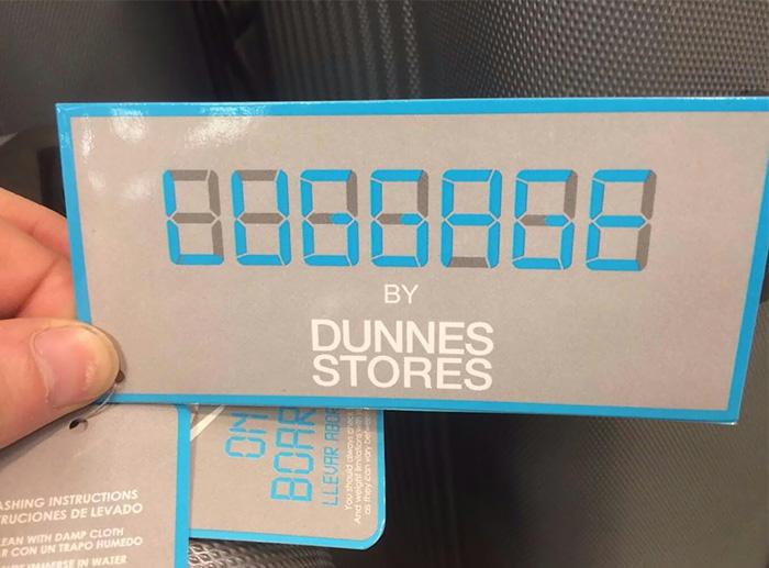 8888888 Luggage?