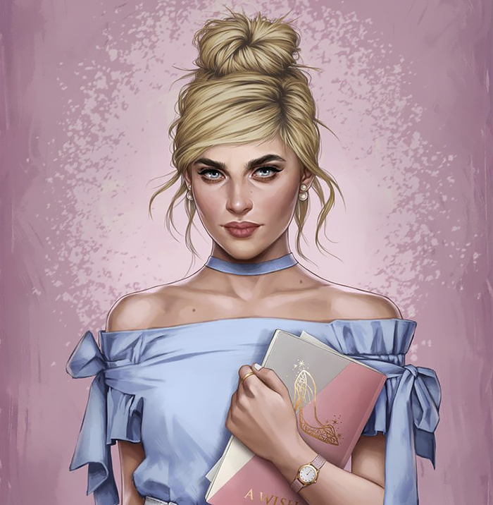 Here's How Disney Princesses Would Look Like If They Lived ...