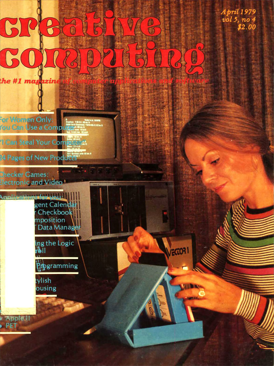 These Covers Of Magazines Advertising Computers In The 80's Will Make You Go Back In Time