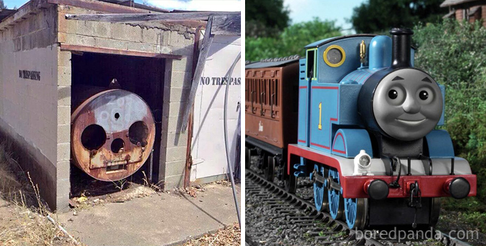 Meth. Not Even Once. Rip Thomas The Tank Engine