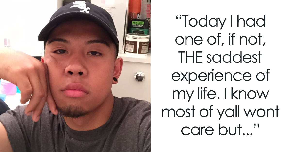 Pharmacy Employee Shares The Saddest Experience Of His Life, And It Will Break Your Heart