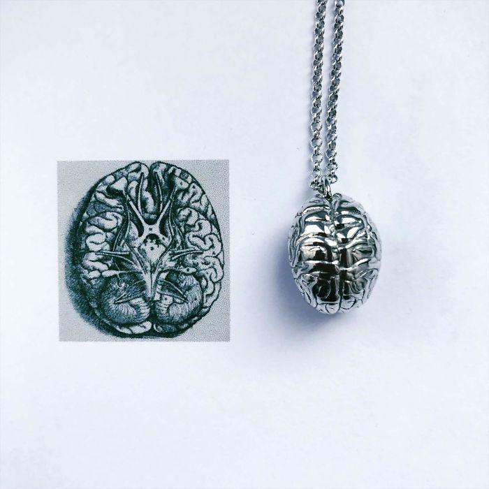Brains Necklace