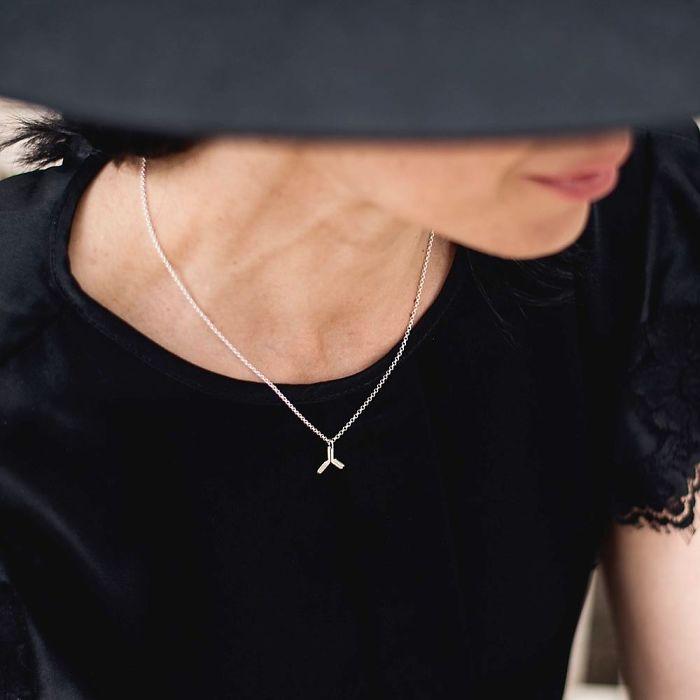 Antibody Necklace