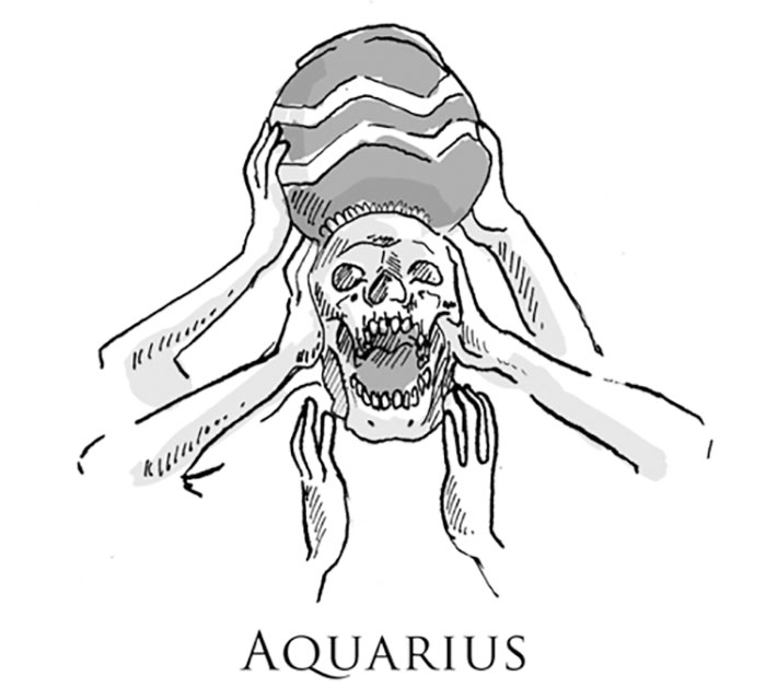 12 Zodiac Signs Like You've Never Seen Before