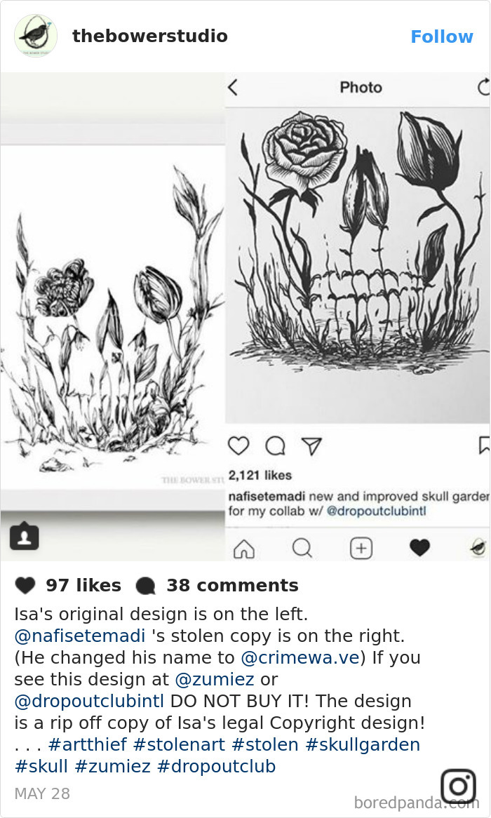 Stolen Design Copy