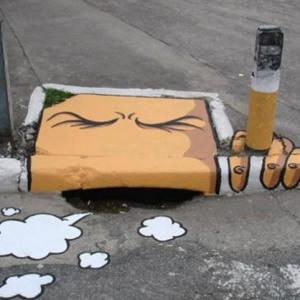 Artists Make Boring City Streets More Fun By Turning Everyday Objects Into Art