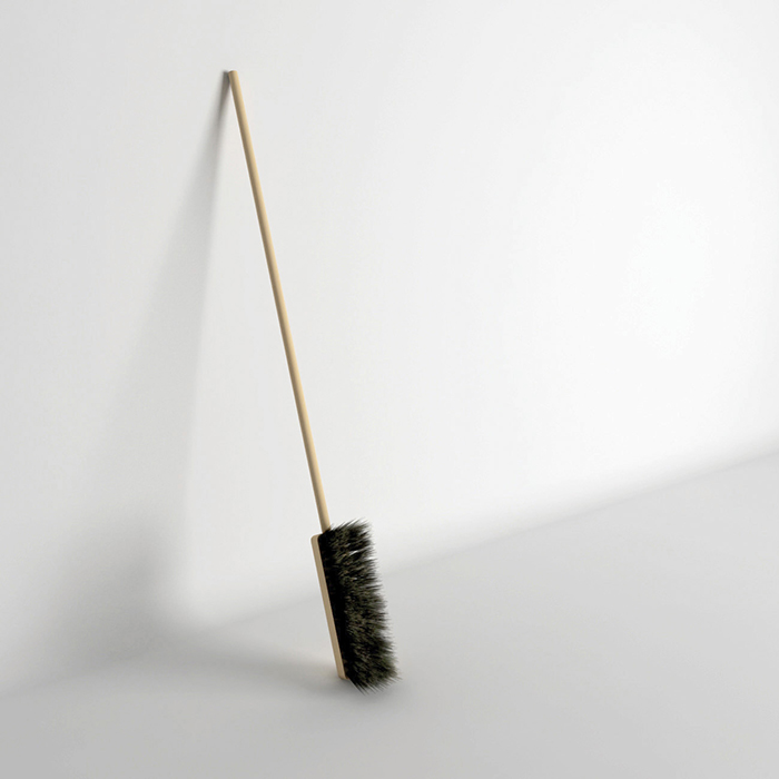 The Uncomfortable Broom
