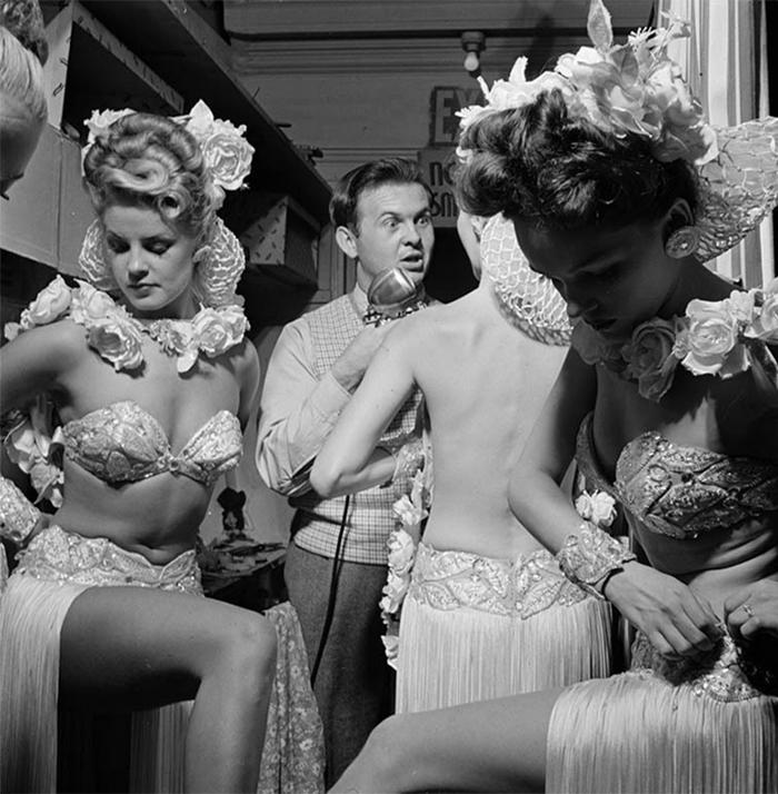 Johnny Grant, 1946
