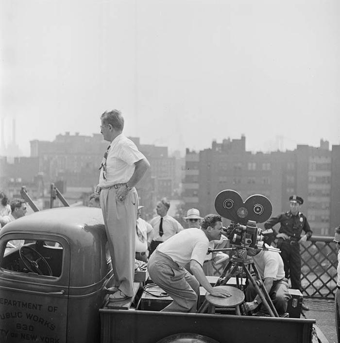 Film Crew, 1947