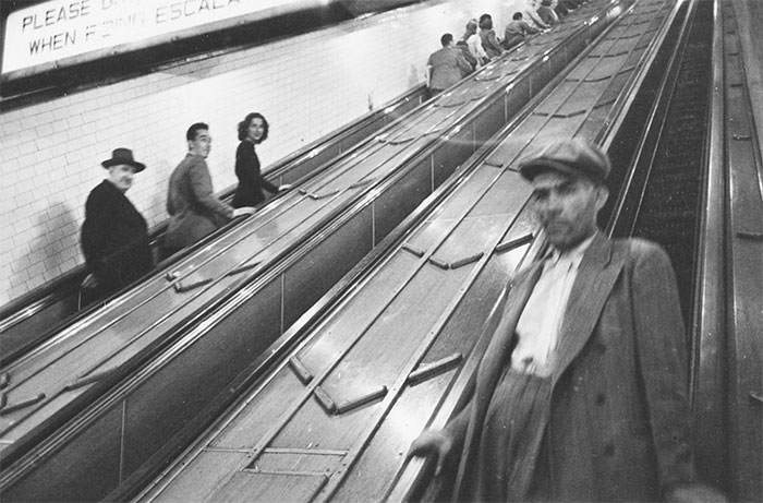 Fotos De Un Stanley Kubrick De 17 Años Del Nueva York De La Década De 1940 Que Demuestran Que Nació Siendo Un Genio