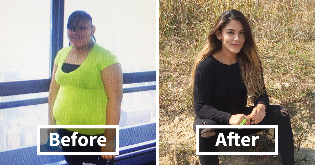 223-Lb Woman Reveals How She Lost 79 Lbs, And It?s Hard To Believe It?s The Same Person