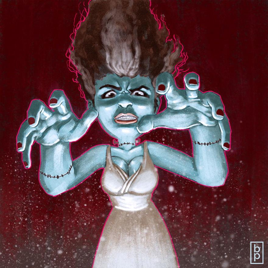 St. Valentine's Monster