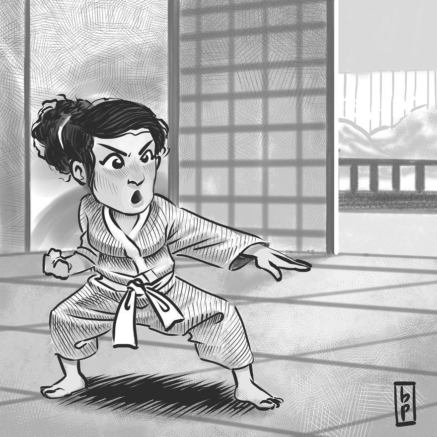 White-Belt Moves