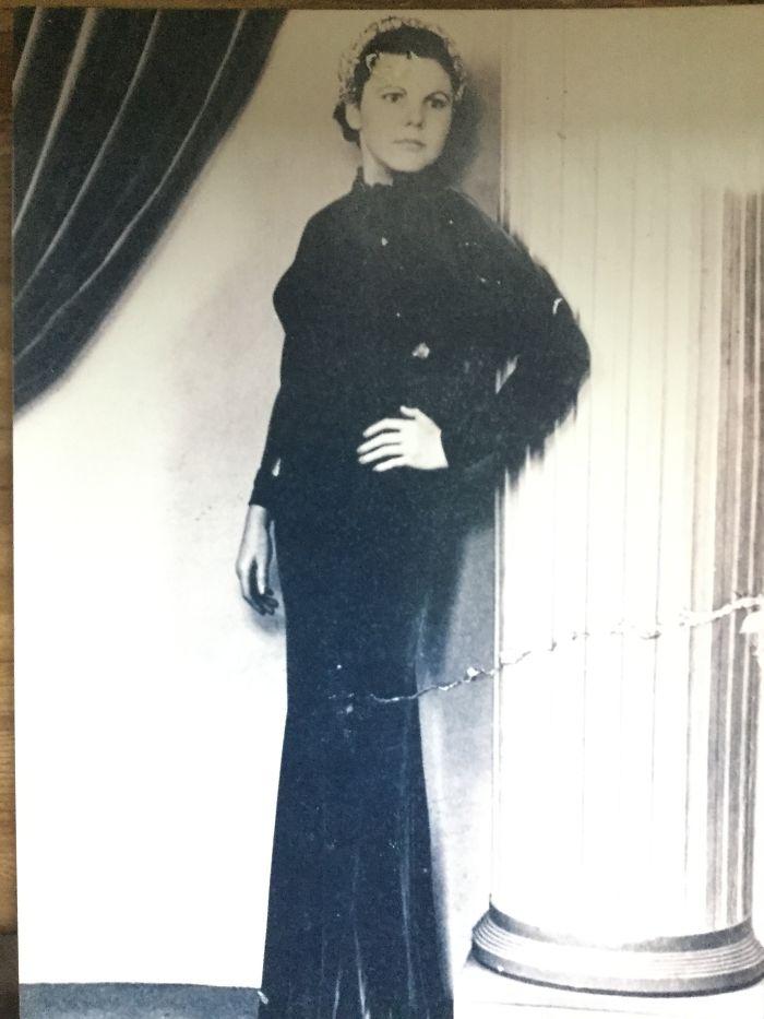 My Grandma Rachel Looking Good