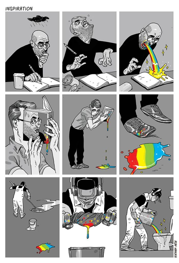 Satirical-Comics-The-Realist-Asaf-Hanuka