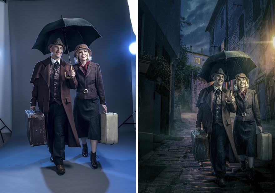 Sherlock Couple