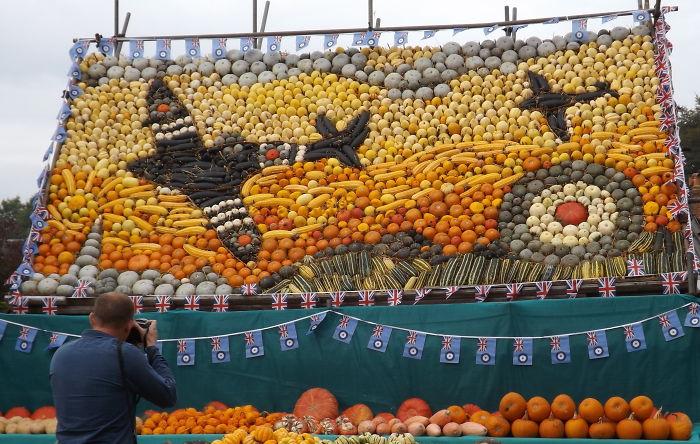 Pumpkin Mural Extravaganza