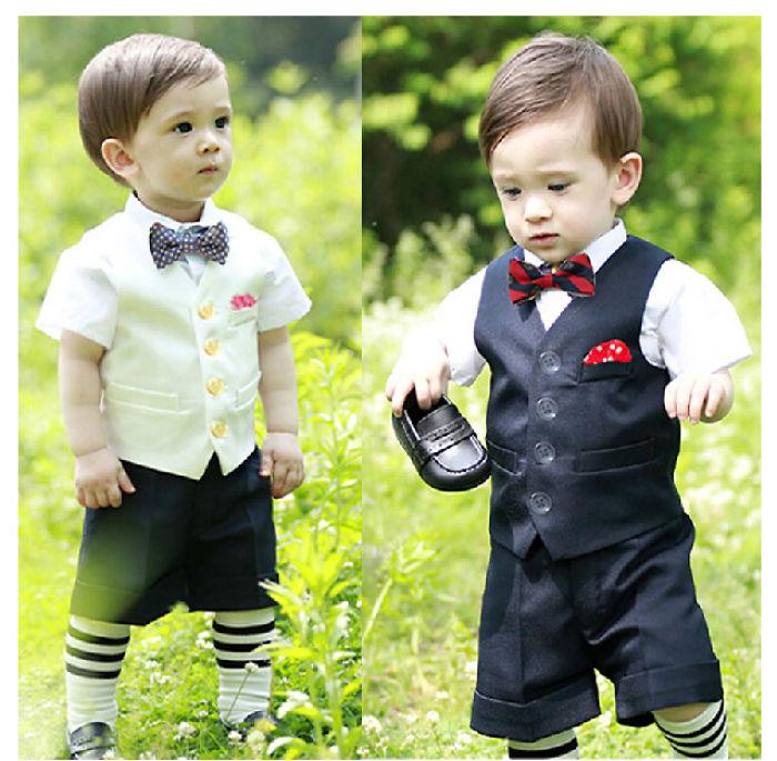 Cute Little Gentleman