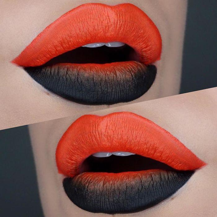 Avant-Garde Lips