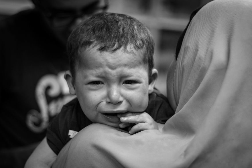 Children In Pain: An Attempt To Document The Reactions Of ...