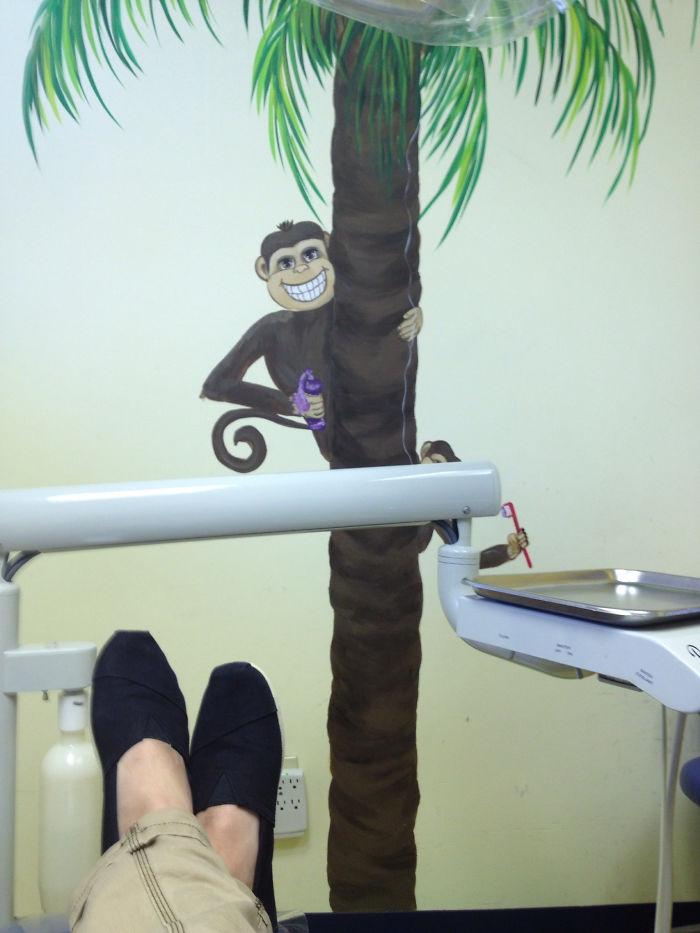Por si no me da ya bastante miedo ir al dentista y tiene esto