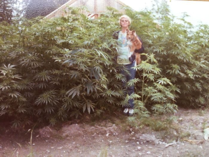 Mom's 'Garden' 1980's