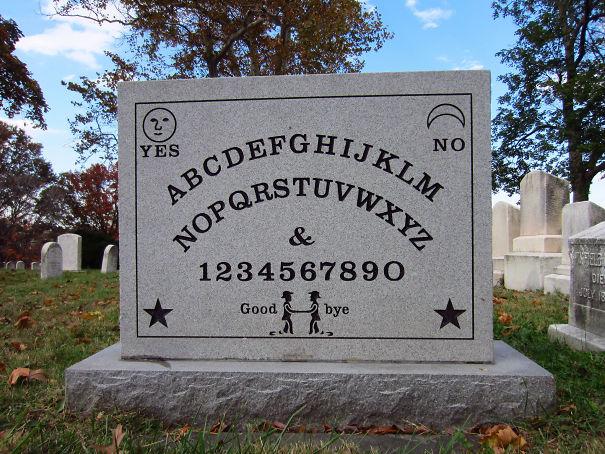 Ouija Grave