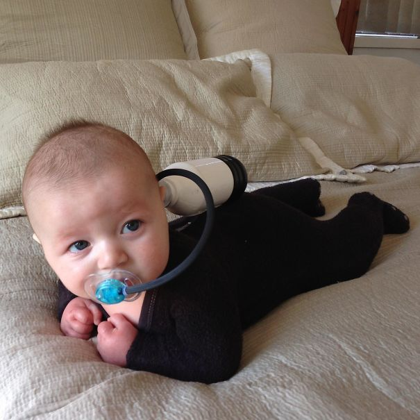 I Made This Scuba Halloween Costume For My 6 Month Old A Few Years Ago