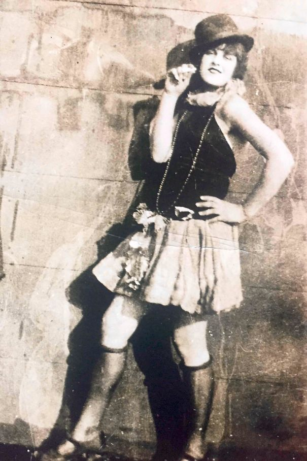 Constance, My Great Grandmother, Living It Up In Brooklyn - 1920's