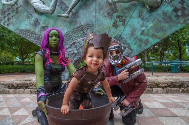 Baby Groot For This Guardians Of The Galaxy Family