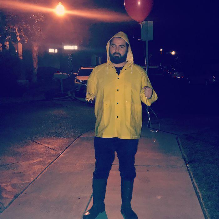 """Georgie de """"Eso"""""""
