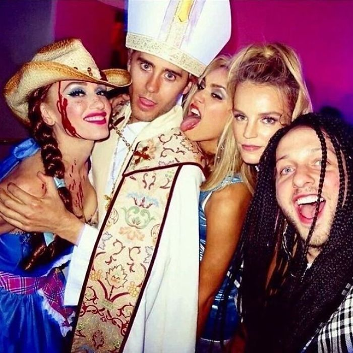 Jared Leto As The Pope