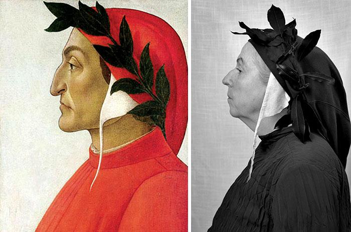 Dante Alighieri – Sandro Botticelli