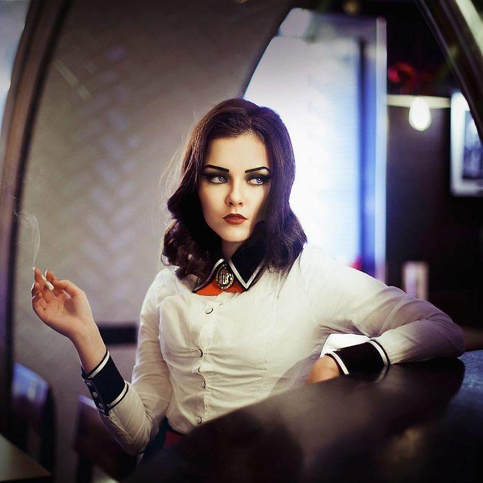 Elizabeth, Bioshock
