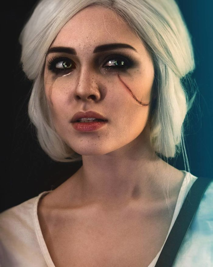 Cirilla, The Witcher