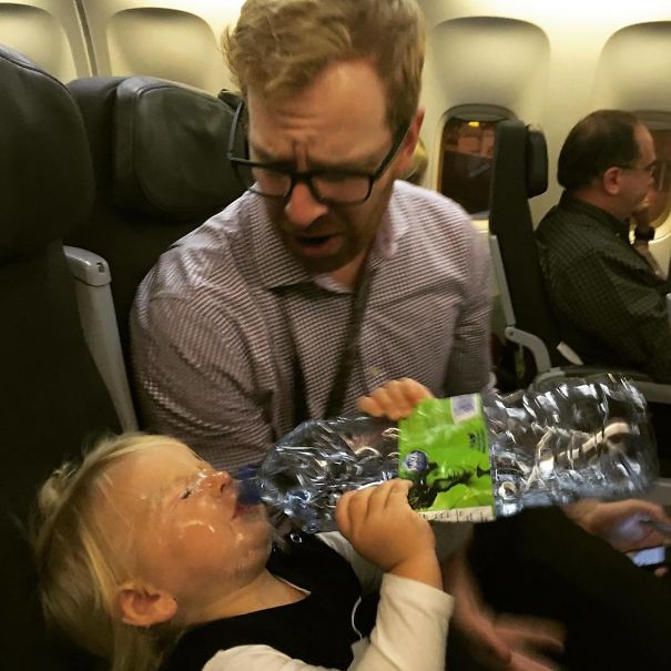 Nine Hour Flight To Budapest. No Problem. We're An Experienced Family Of Travellers