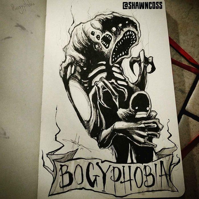 Bogifobia: miedo a lo sobrenatural y a las leyendas urbanas