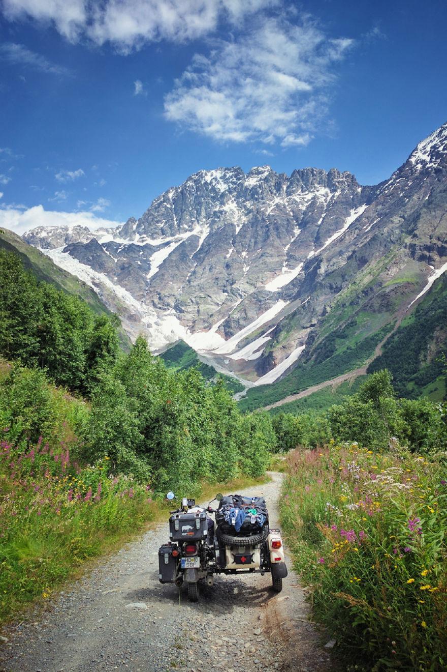 Caucasus and armenia