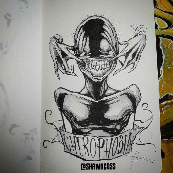 Cherofobia: miedo a la felicidad