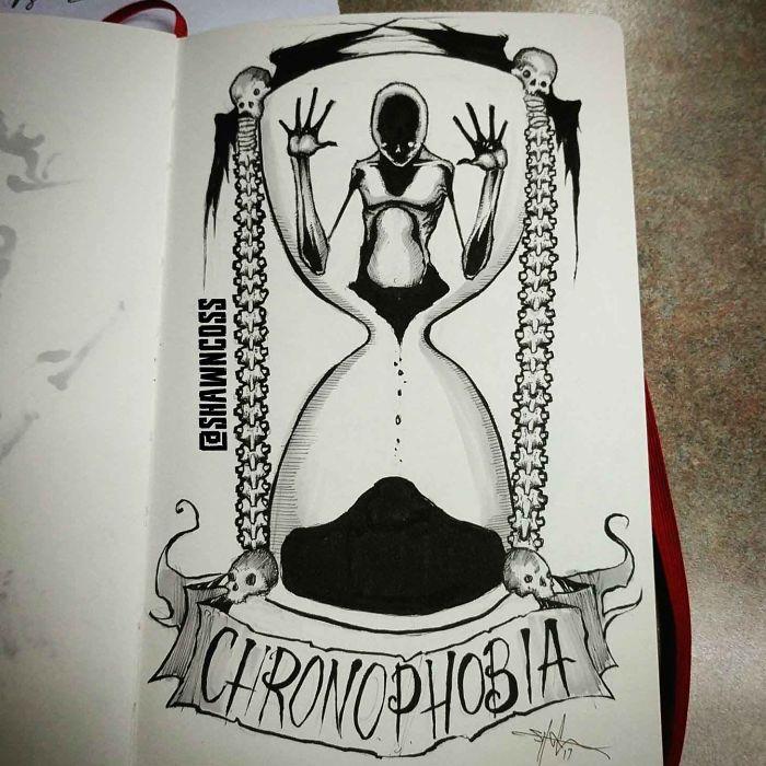Cronofobia: miedo al tiempo